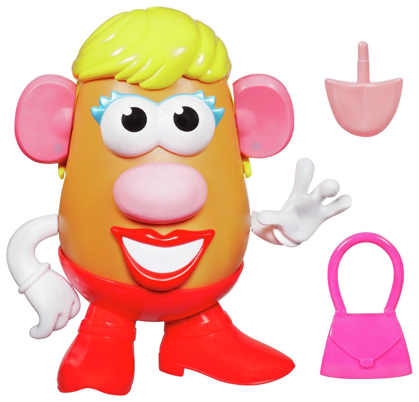 'Mrs. Potato Head