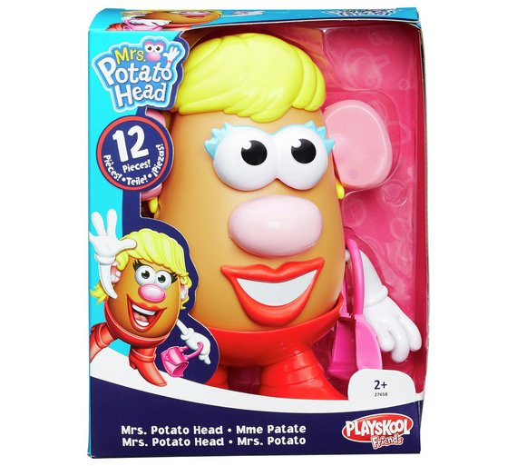 Buy Mrs Potato Head at Argoscouk Your Online Shop for Action – Mr Potato Head Birthday Card
