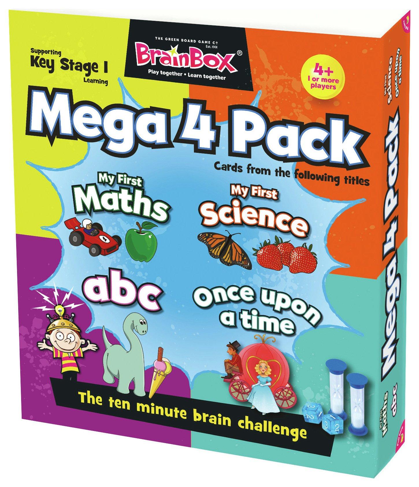 Image of Brainbox - Mega Pack - Key Stage 1 - Game.