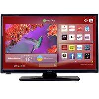 Hitachi 24'' 720p HD Ready Black LED TV