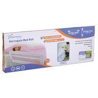 Dreambaby Extra Wide Bed Rail - White.