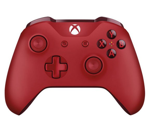 buy official xbox one wireless controller 3 5mm red xbox one