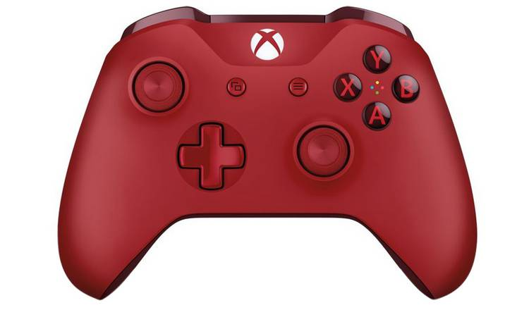 c85b26e4d79 Buy Official Xbox One Wireless Controller 3.5mm - Red