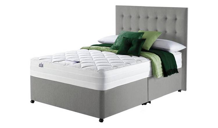 Silentnight Knightly 2000 Luxury Double Divan Bed