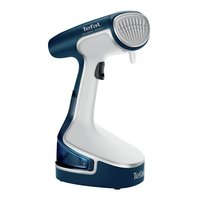 Tefal DR8085 Access Steam Handheld Garment Steamer (White and Blue)