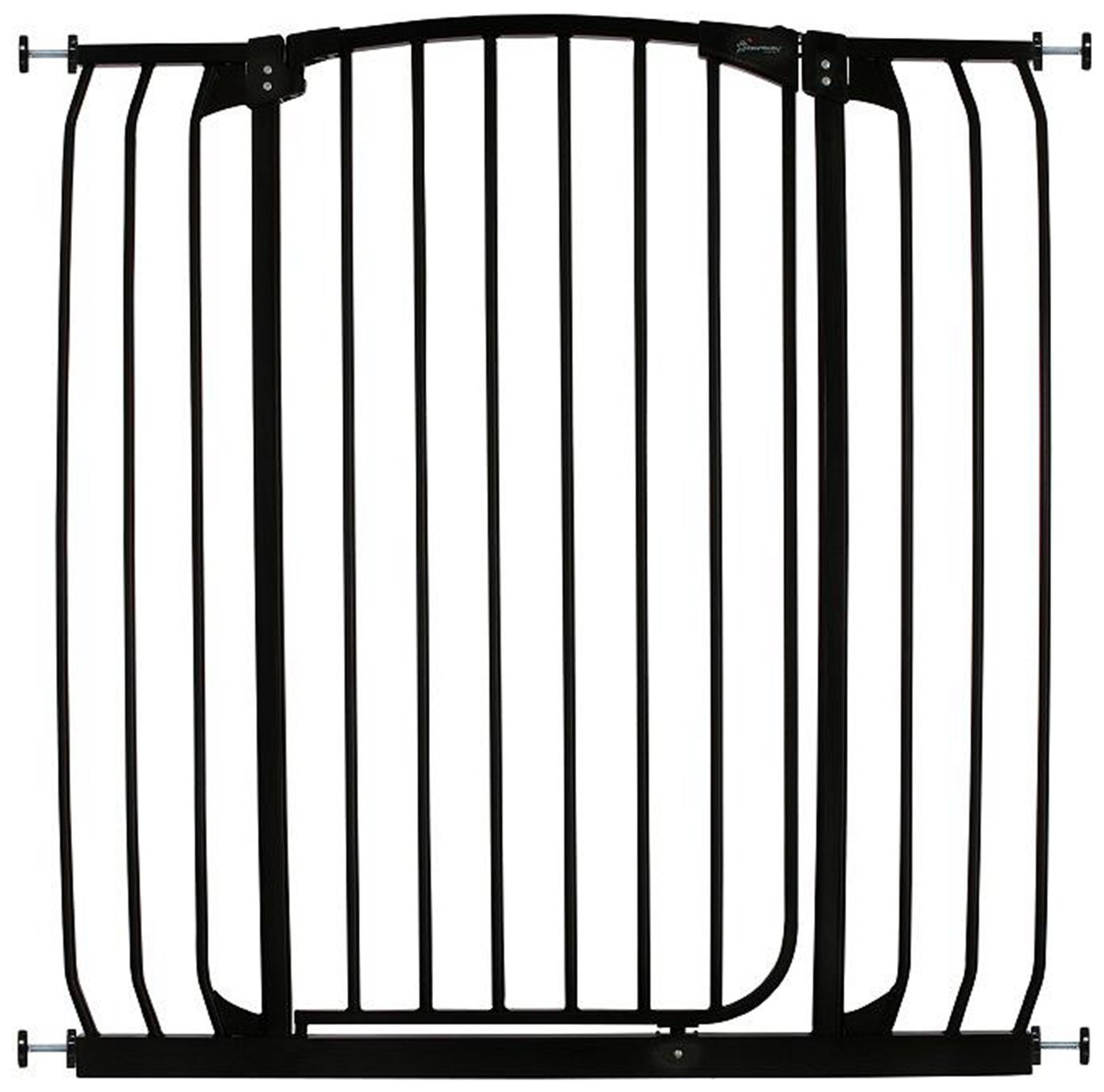 Image of Dreambaby Chelsea Tall Wide Auto-Close Gate & Extensions