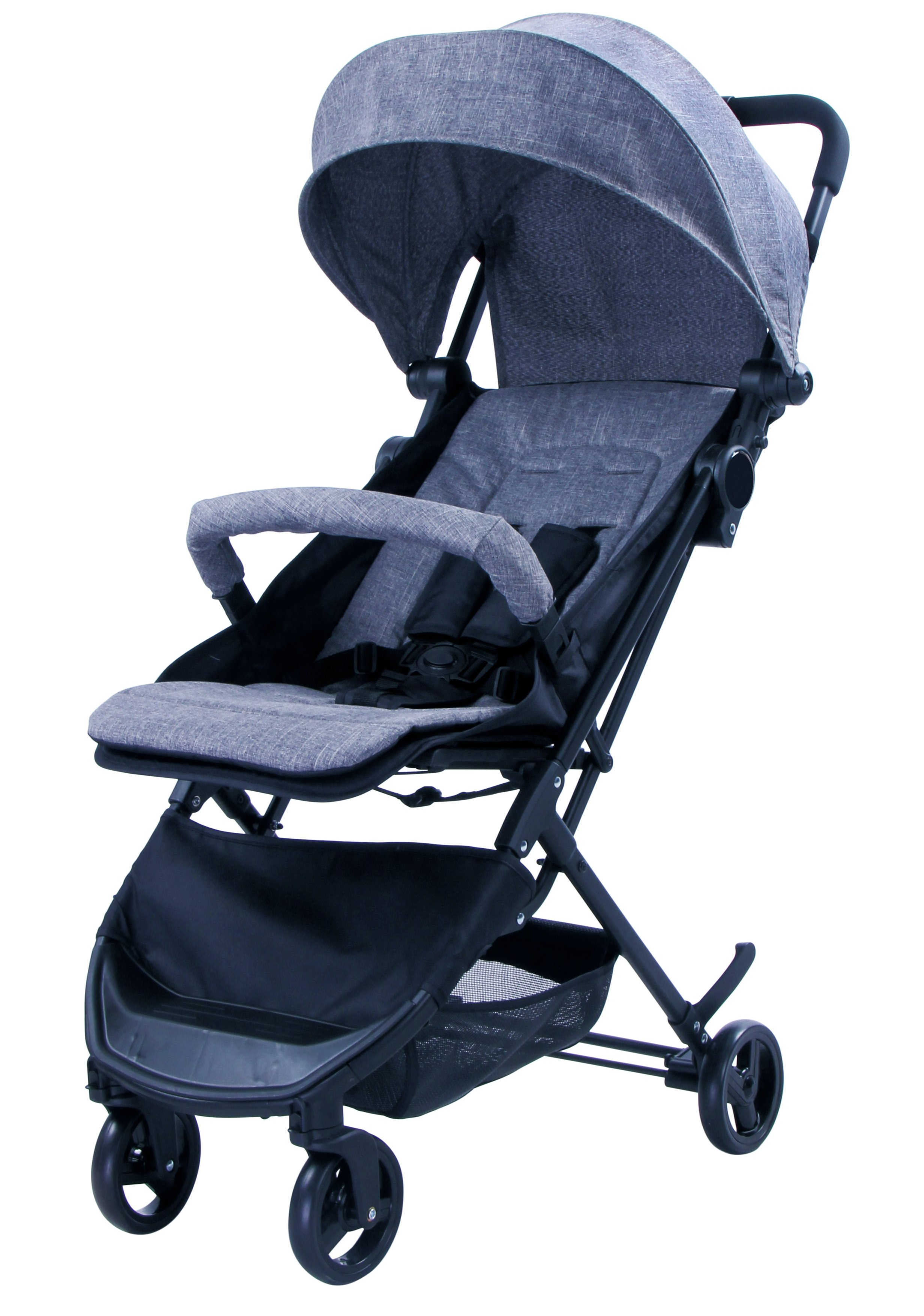 Image of BabyStart One Hand Fold Pushchair