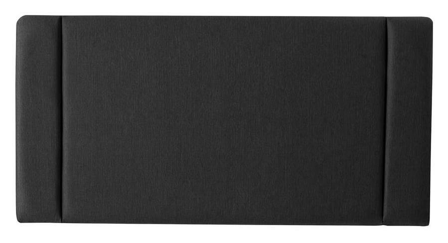 Silentnight Derwent Superking Headboard - Charcoal