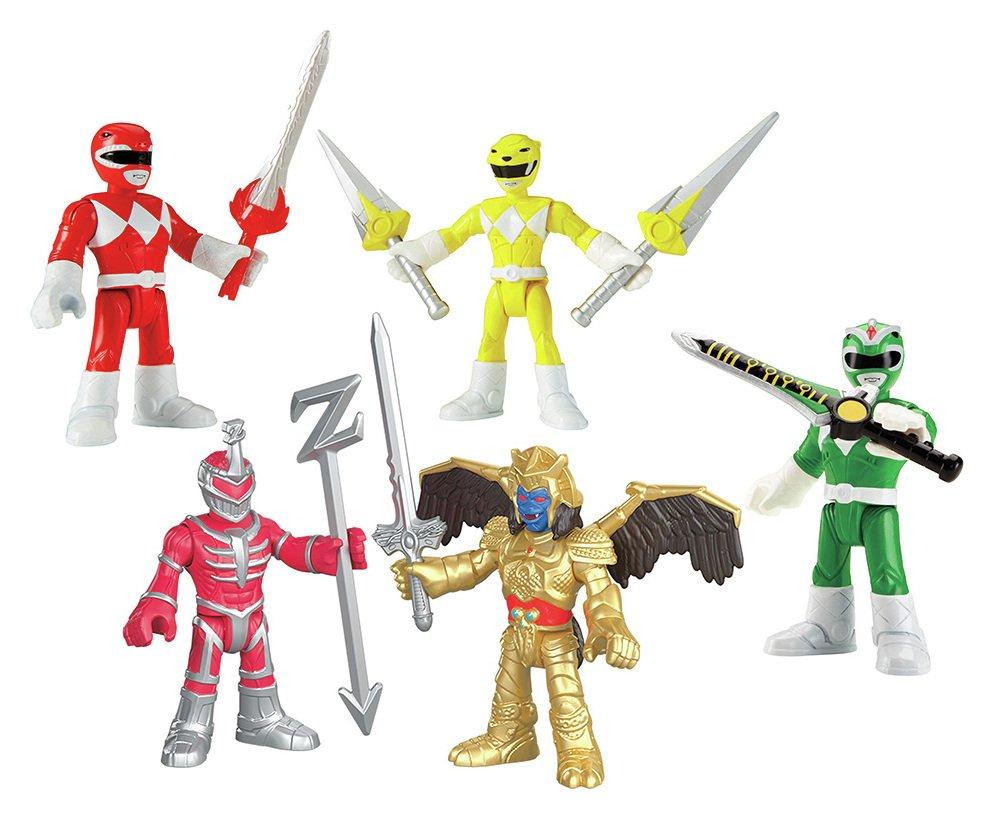 Image of Imaginext Power Rangers Battle Pack
