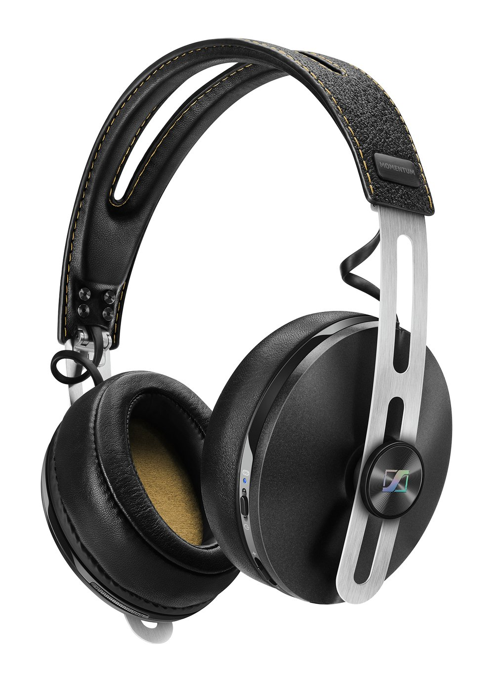 Sennheiser Momentum 2.0 Around Ear Wireless Headphones Black