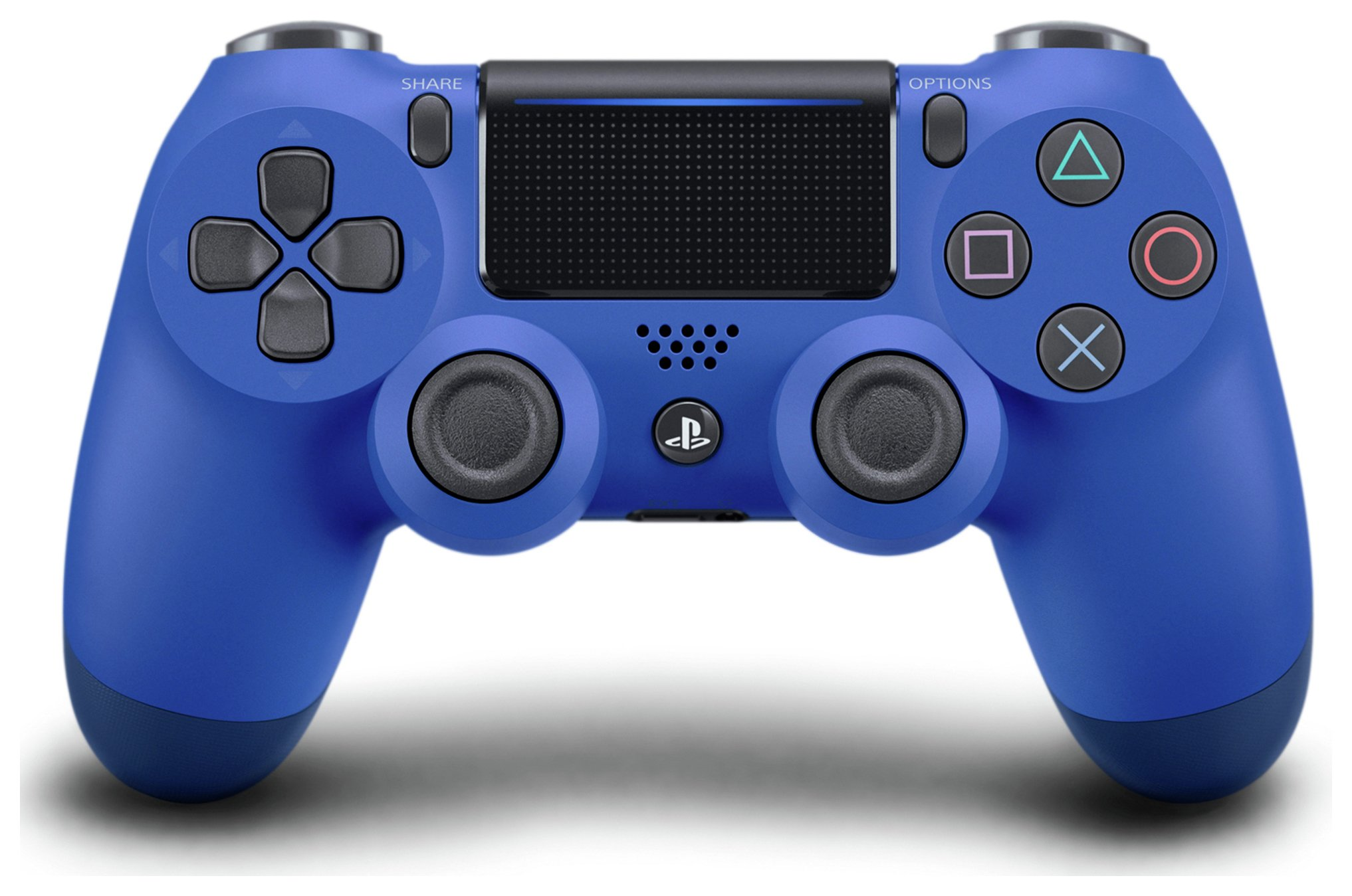 PS4 DualShock 4 V2 Wireless Controller - Wave Blue