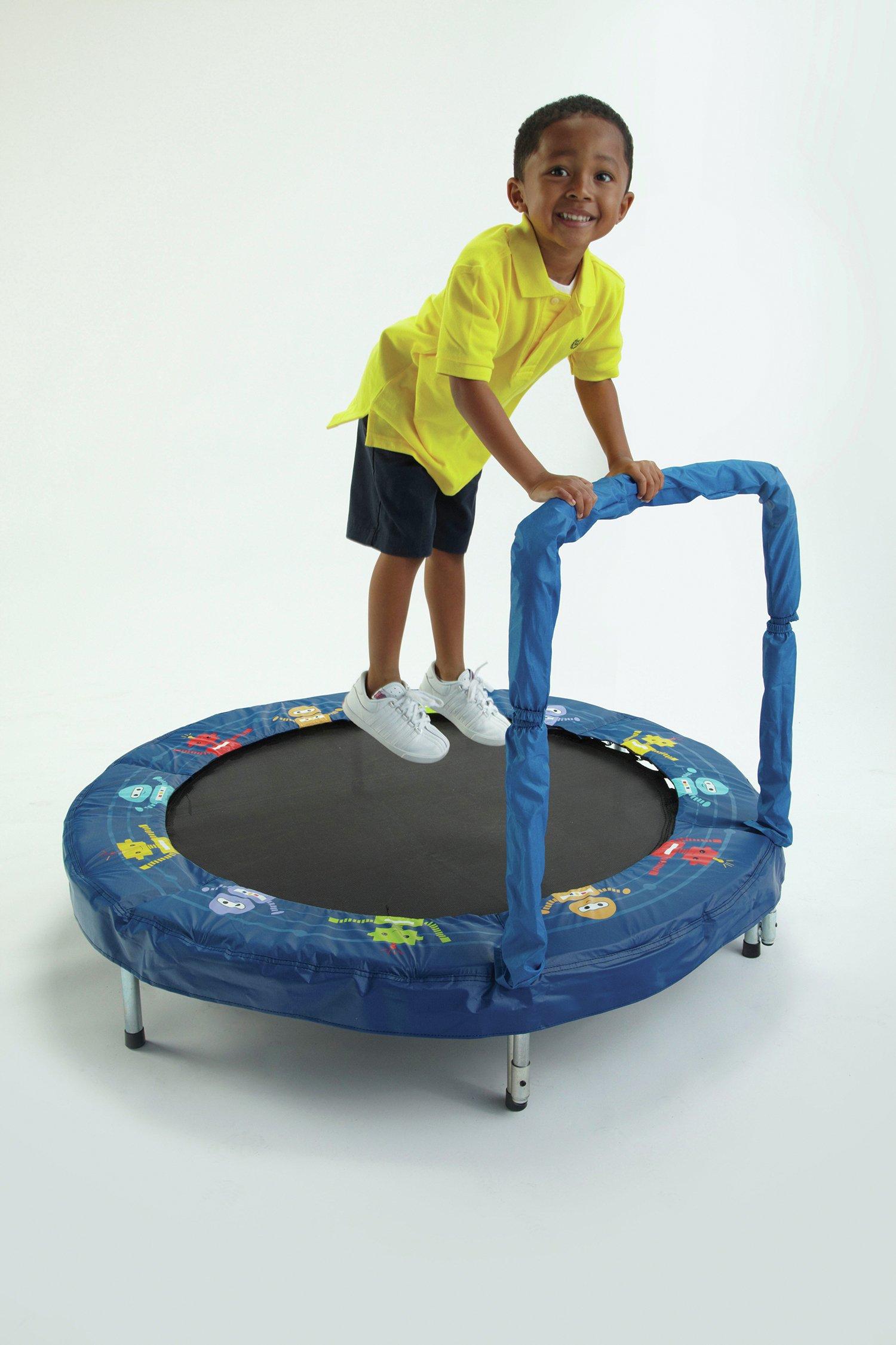 Jumpking 48 Inch Junior Trampoline   Robot Bouncer.