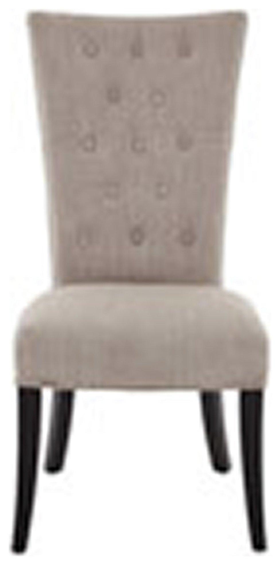 Premier Housewares Regents Park Dining Chair - Natural