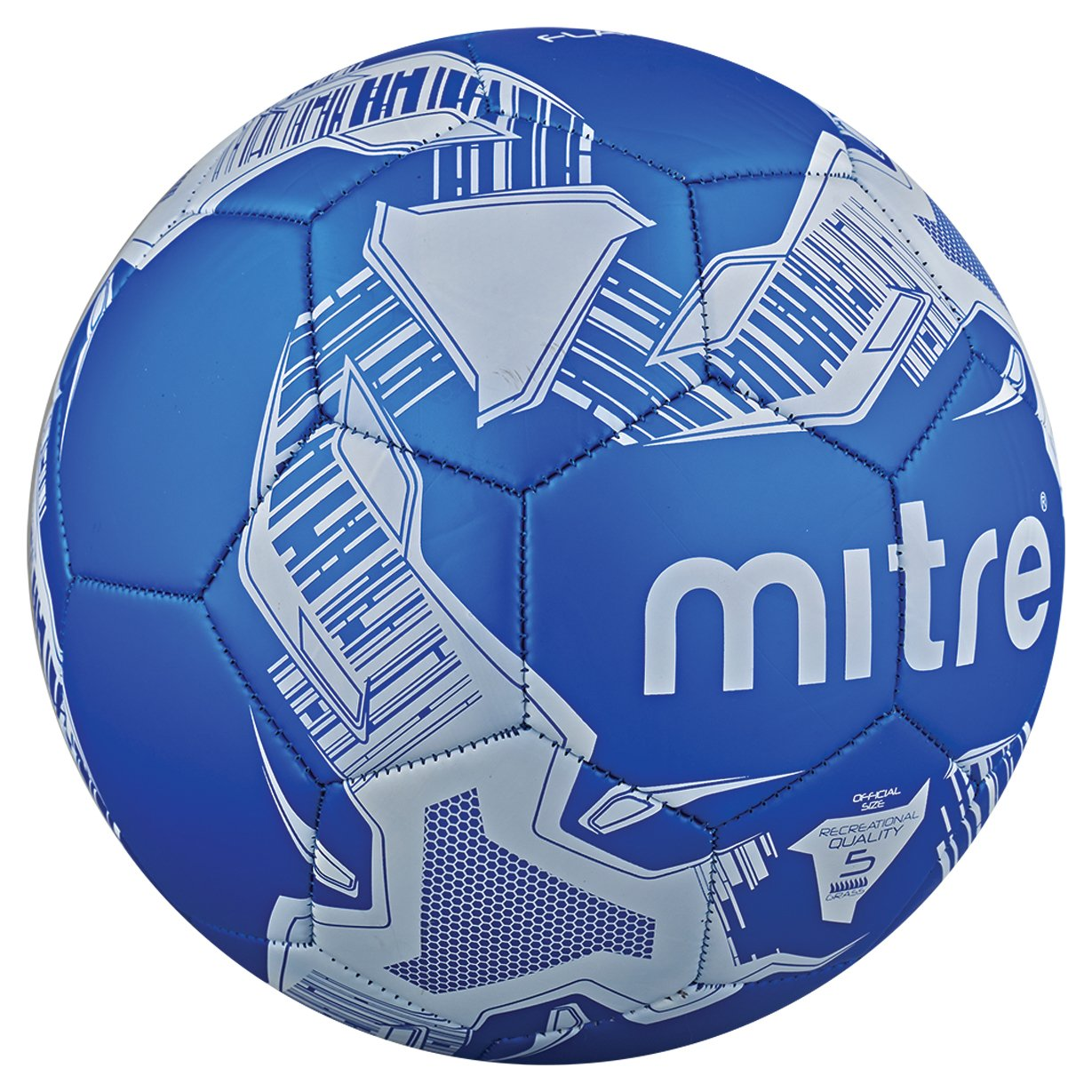 Mitre Flare Football - Blue