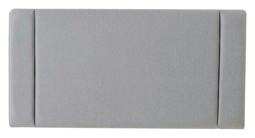 Silentnight - Derwent - Kingsize - Headboard - Light Grey
