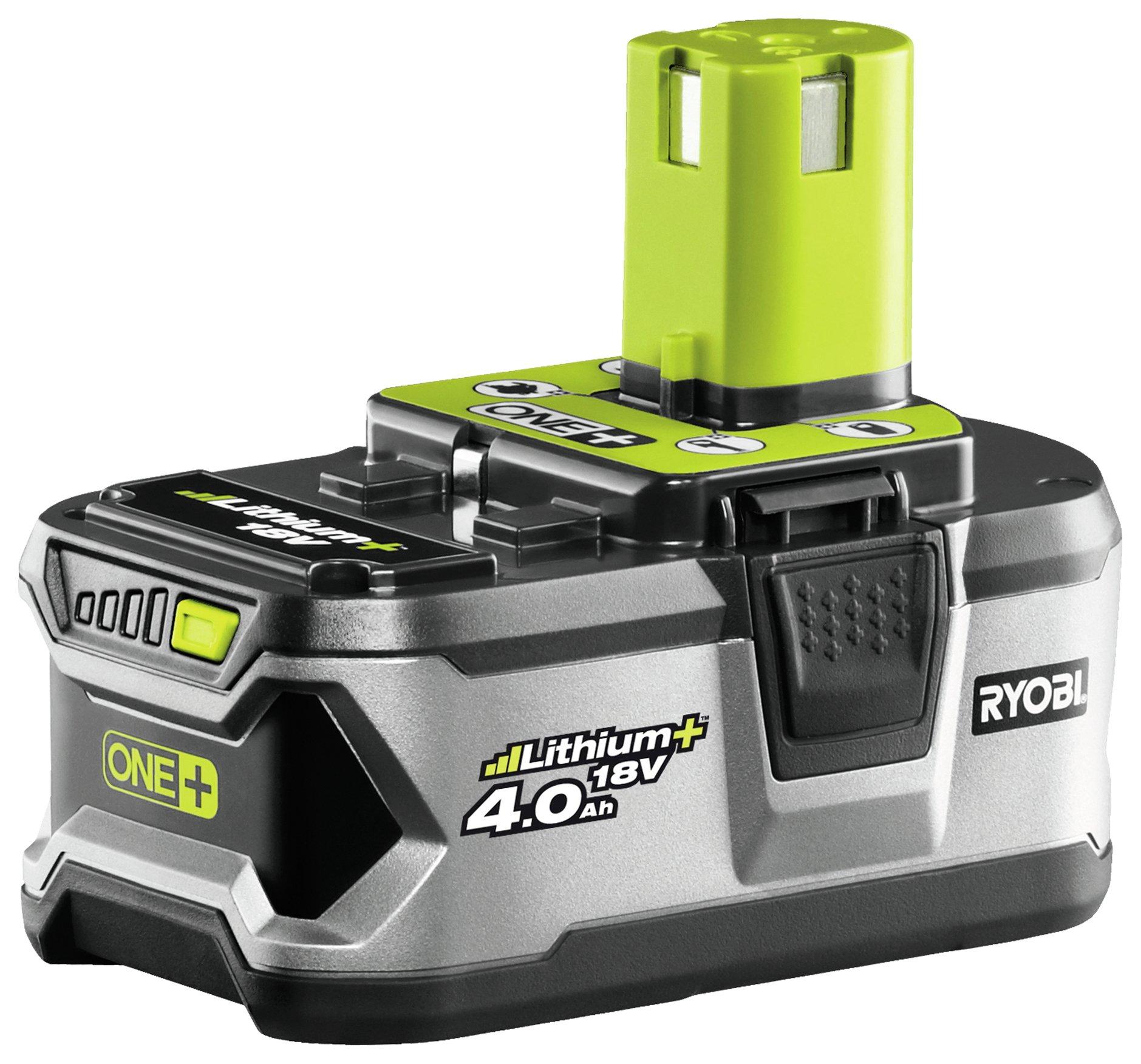Ryobi - RB18L40 ONE+ 40Ah Battery