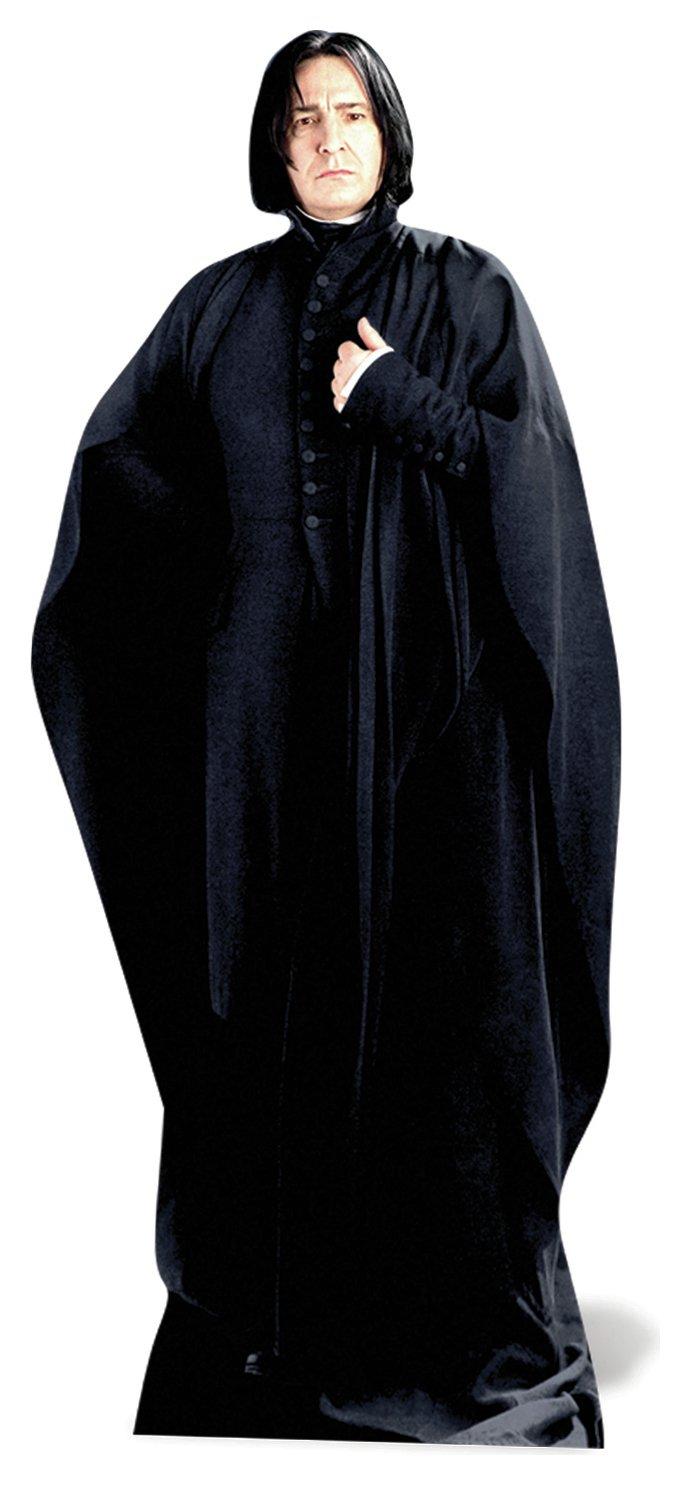 Star Cutouts Harry Potter's Severus Snape Cardboard Cutout