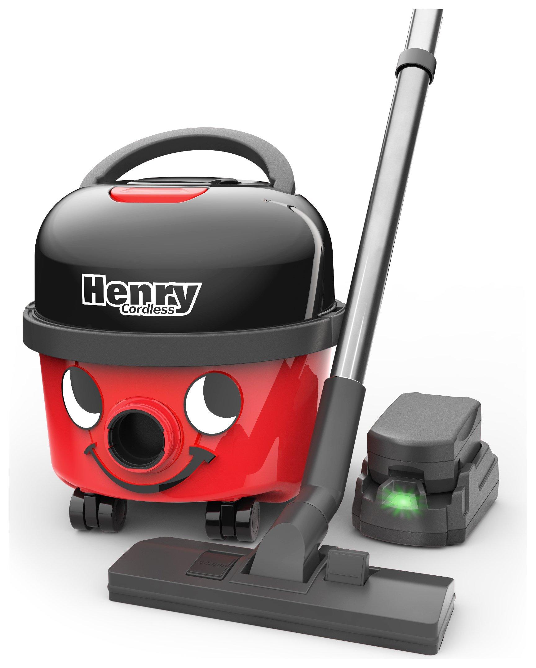 henry hvb160 cordless cylinder vacuum cleaner review. Black Bedroom Furniture Sets. Home Design Ideas
