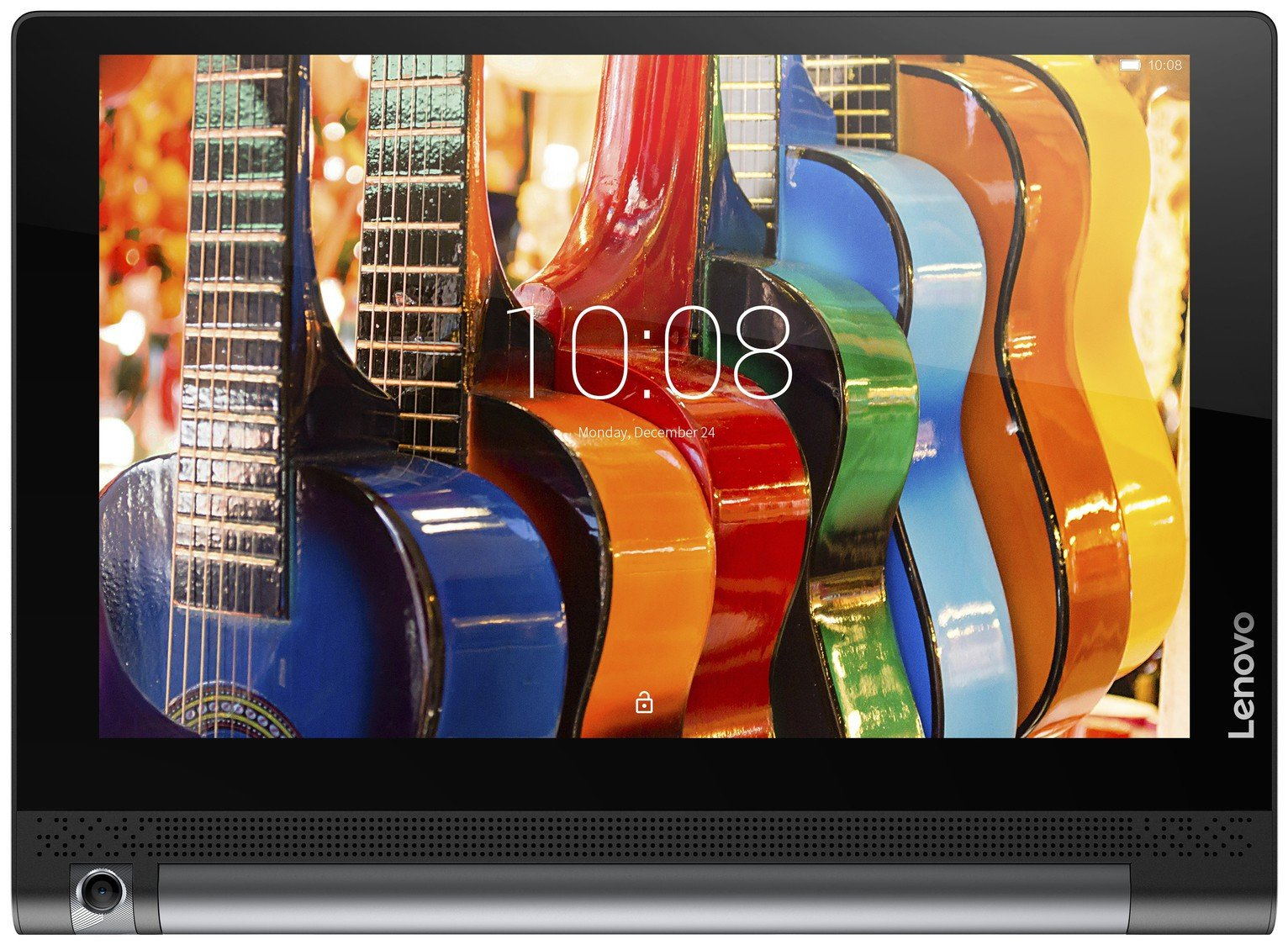 'Lenovo Yoga Tab 3 10.1 Inch 16gb Tablet - Black