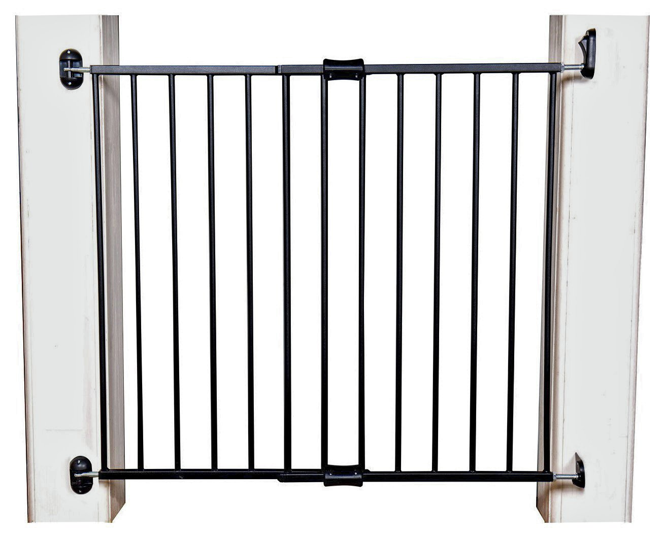 Image of Extendable Metal Pet Gate