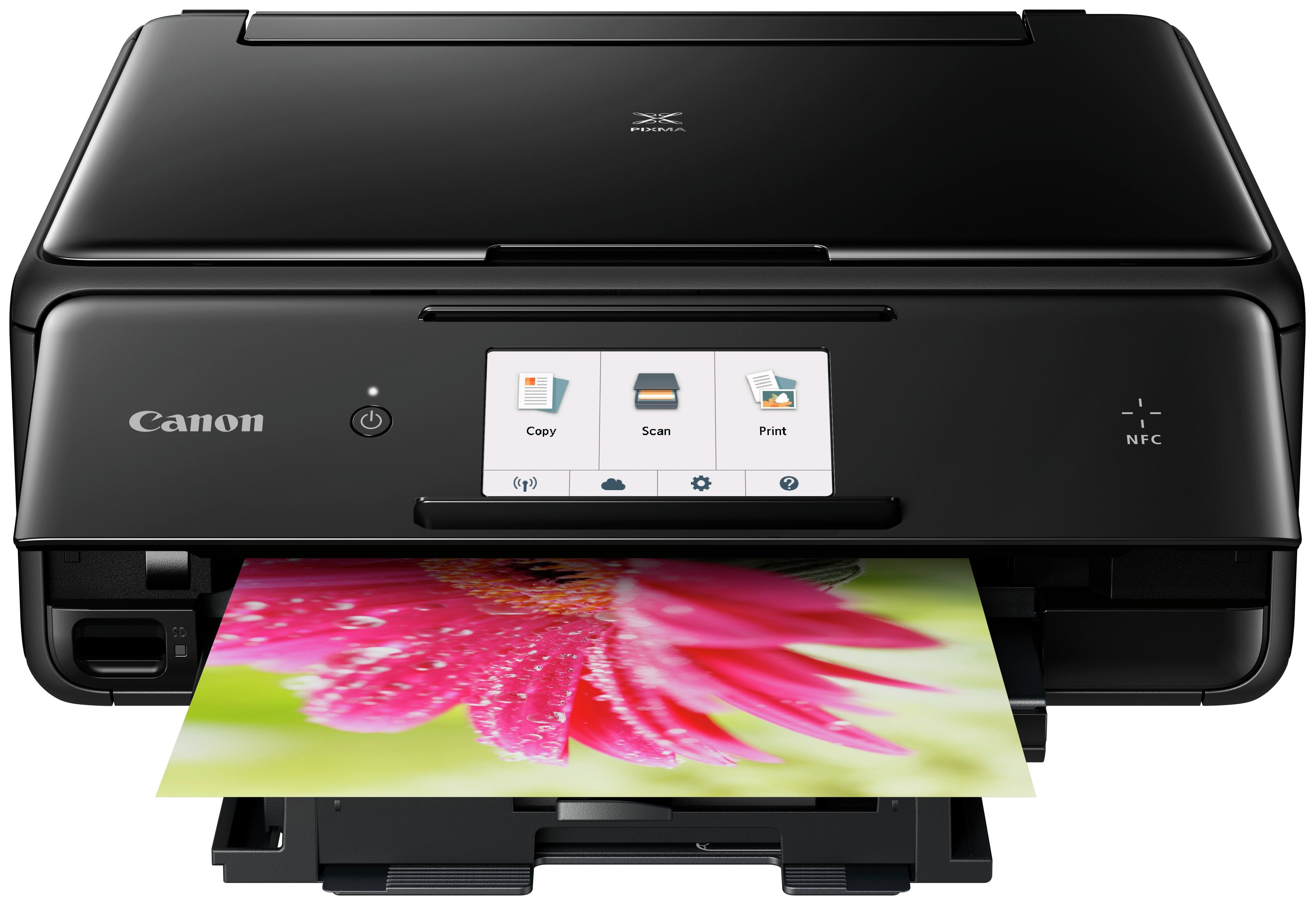 Image of Canon - Pixma TS8050 All in One Wireless Printer