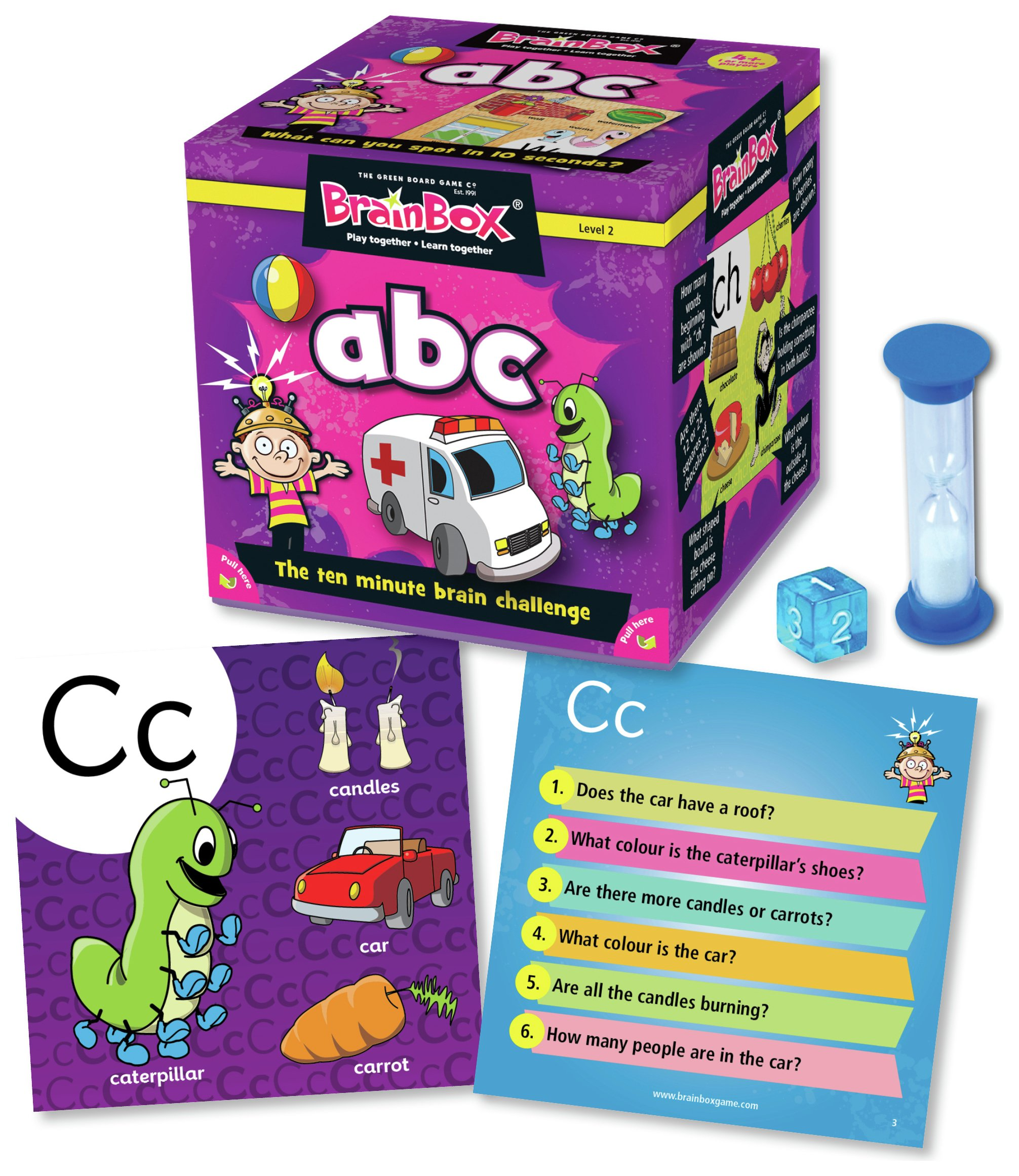 Image of BrainBox ABC Game.
