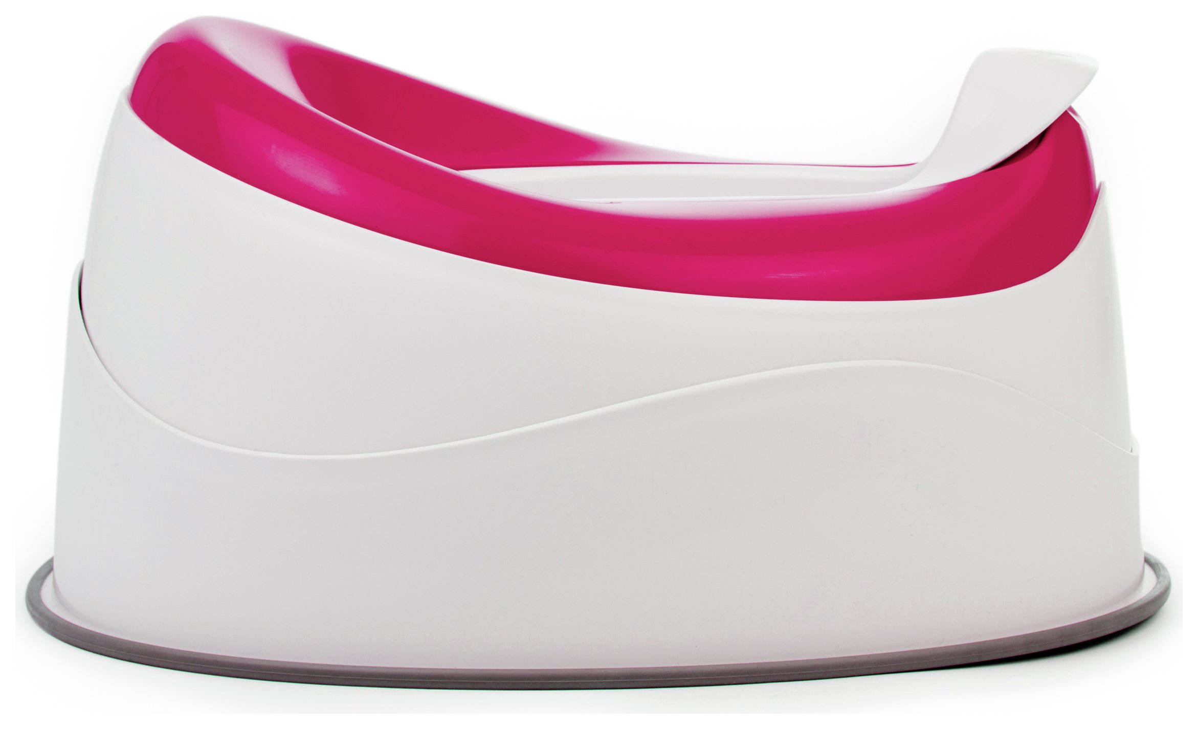 Image of Prince Lionheart Squish Potty Pod - Flashbulb Fuchsia.