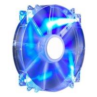 Cooler Master Megaflow 200 Blue LED Fan.