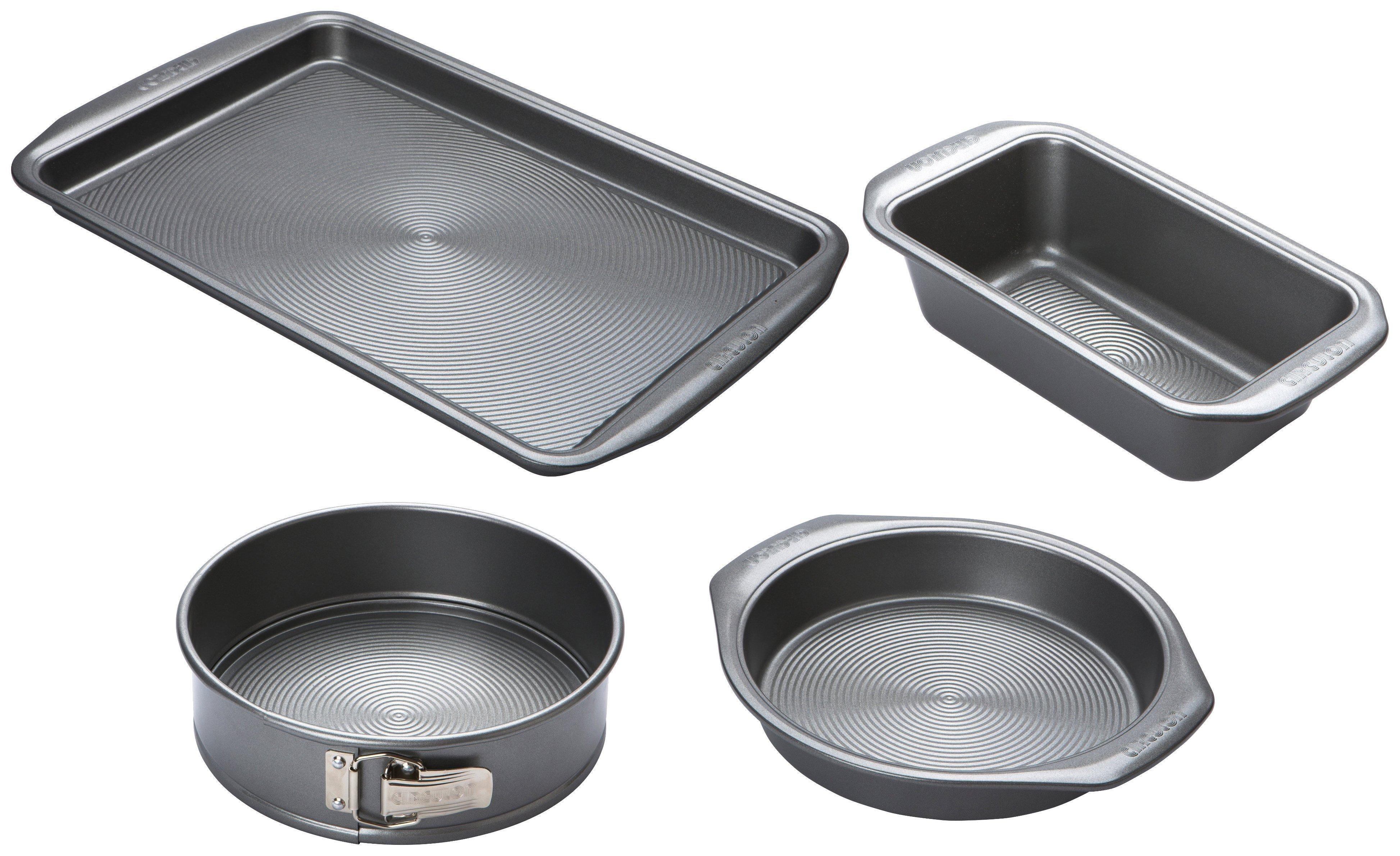 Image of Circulon 4 Piece Bakeware Set