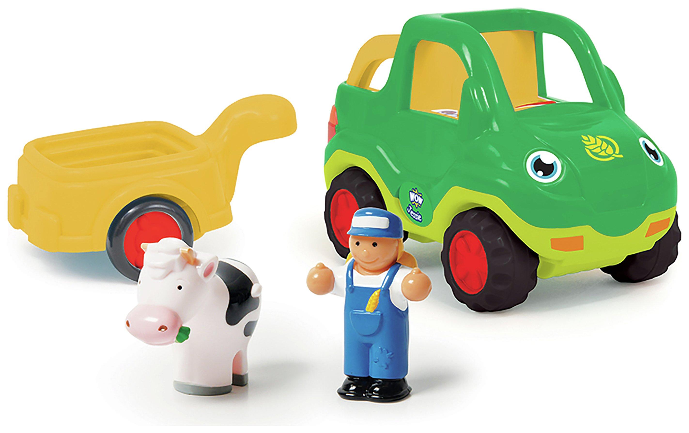 WOW Toys Jessie Farm Jeep.