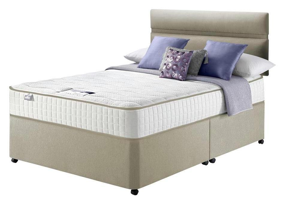 Silentnight Bingley 800 Pocket Divan Bed - Double
