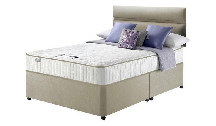 Silentnight Bingley Pocket Sprung Divan - Double