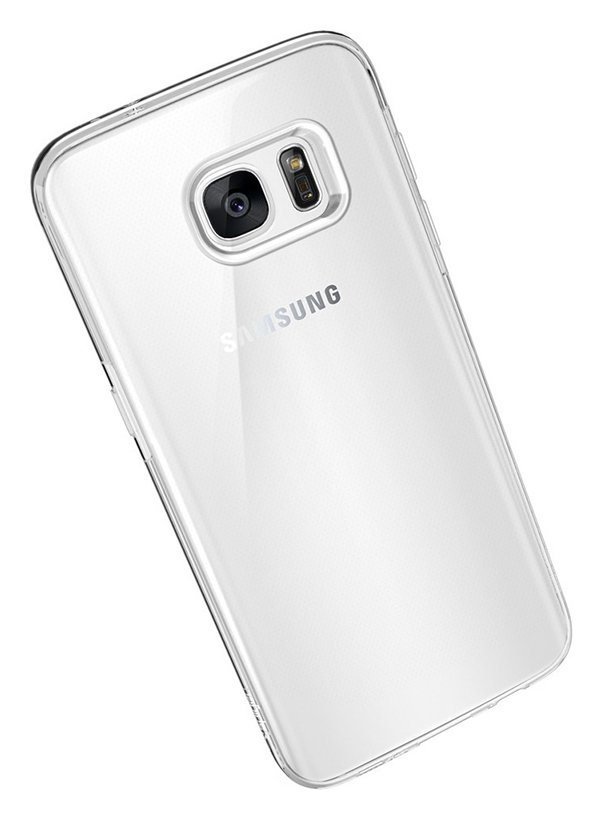new styles 16cef f4625 Spigen Liquid Crystal Case for Galaxy S7 Edge. (6312008) | Argos ...