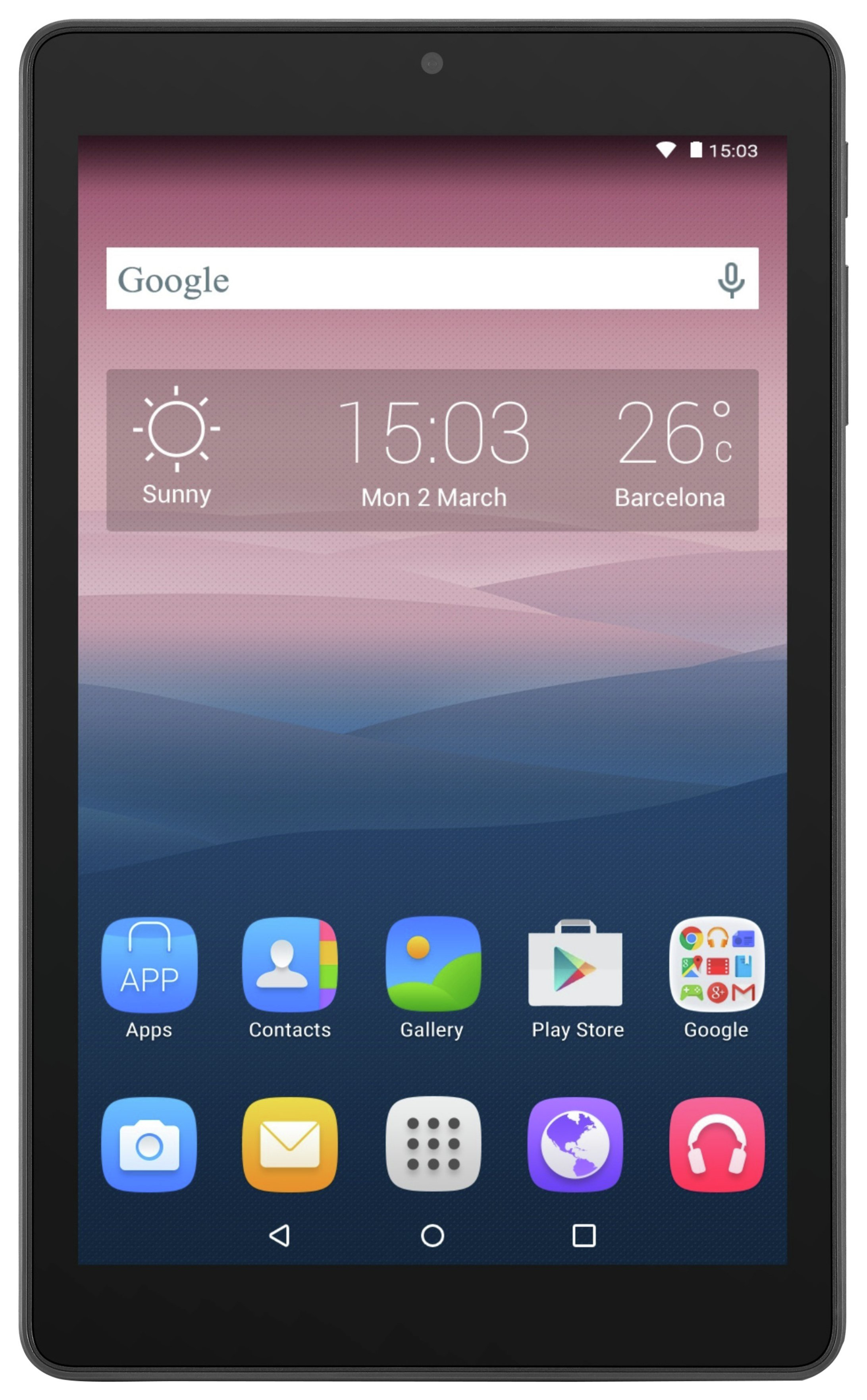 Image of Alcatel Pixi 3 8 Inch 16GB Tablet