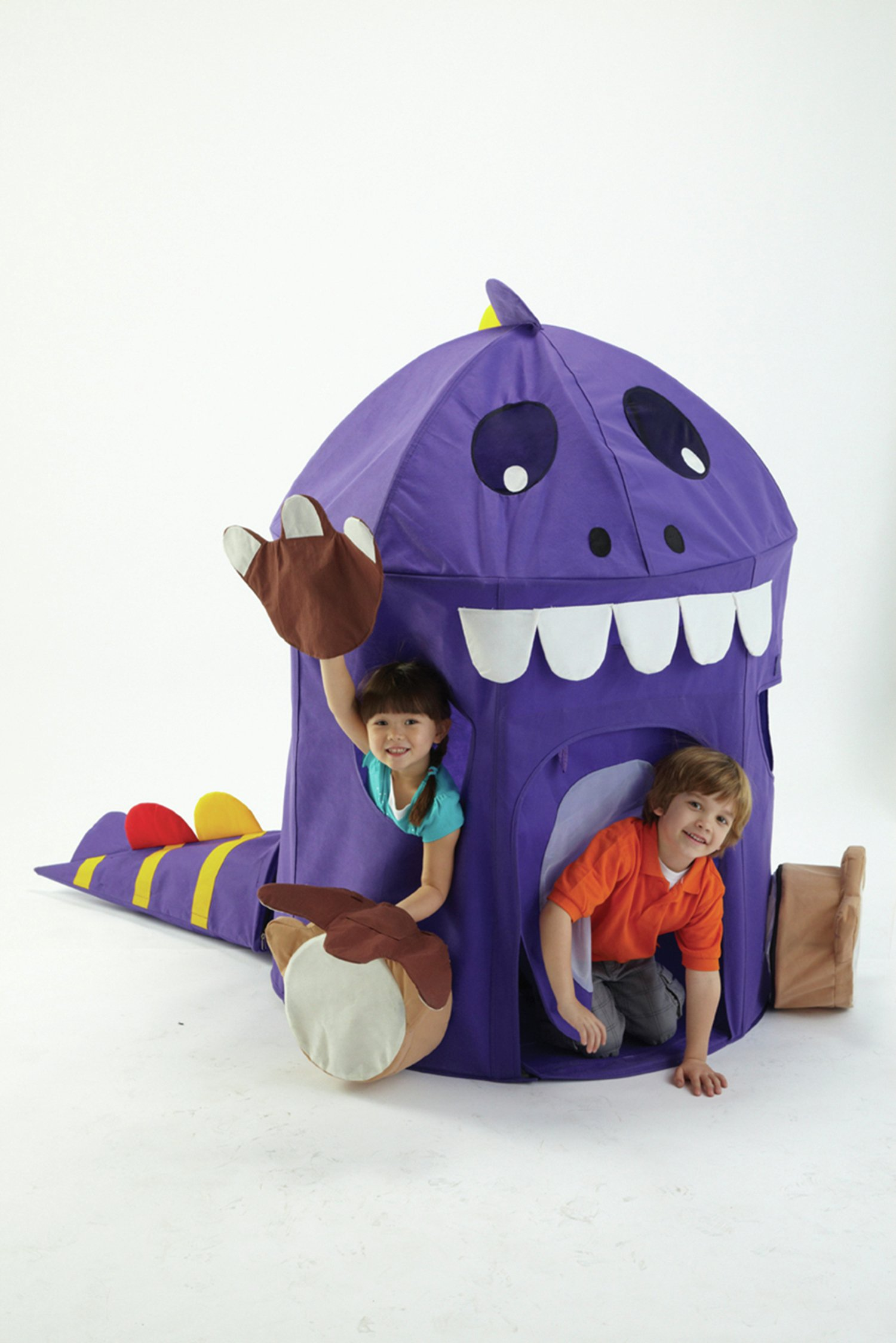 Image of Bazoongi - Dinosaur Playtent