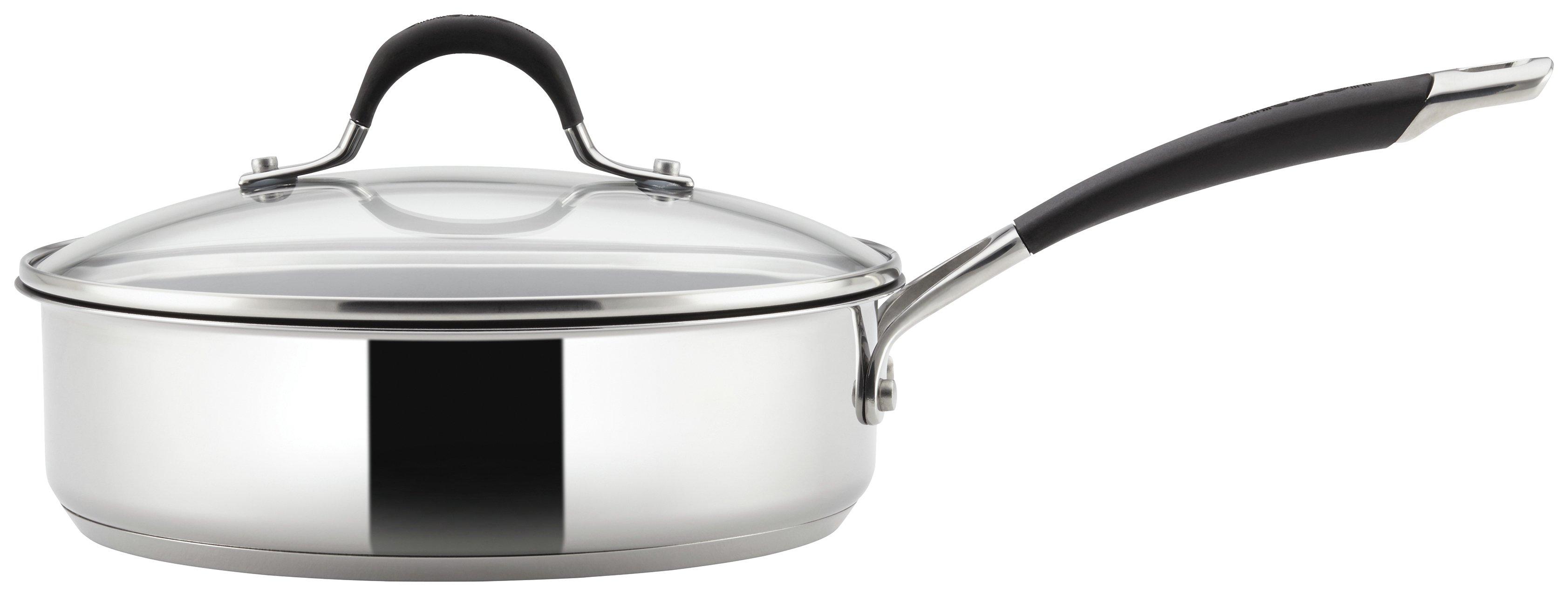 Image of Circulon Momentum 24cm Covered Saute Pan