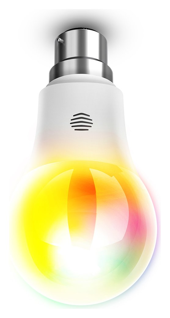 Image of Hive Active Light Colour Bayonet B22 Bulb