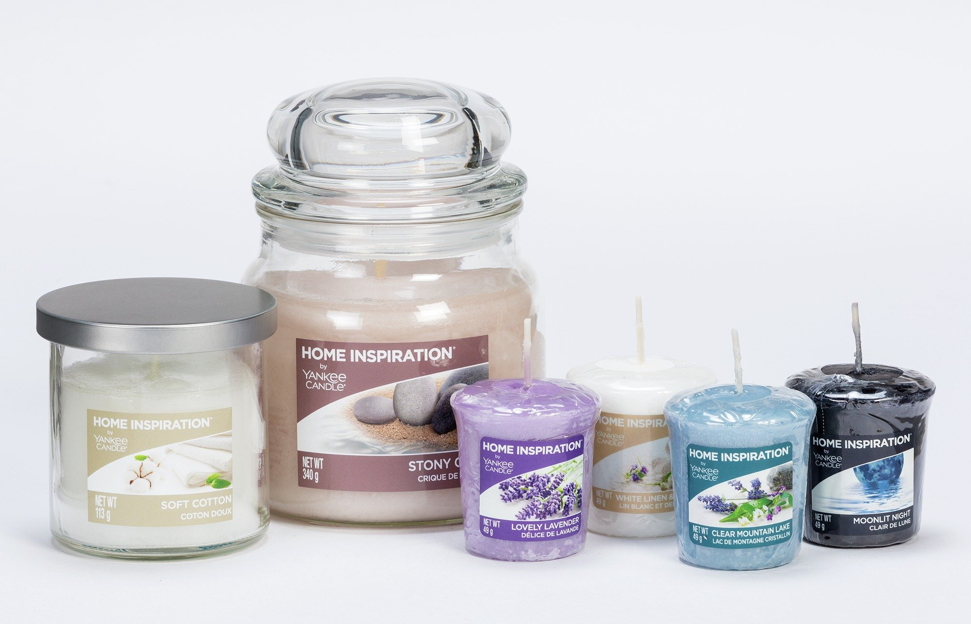 Image of Yankee Candle - The Fresh Collection