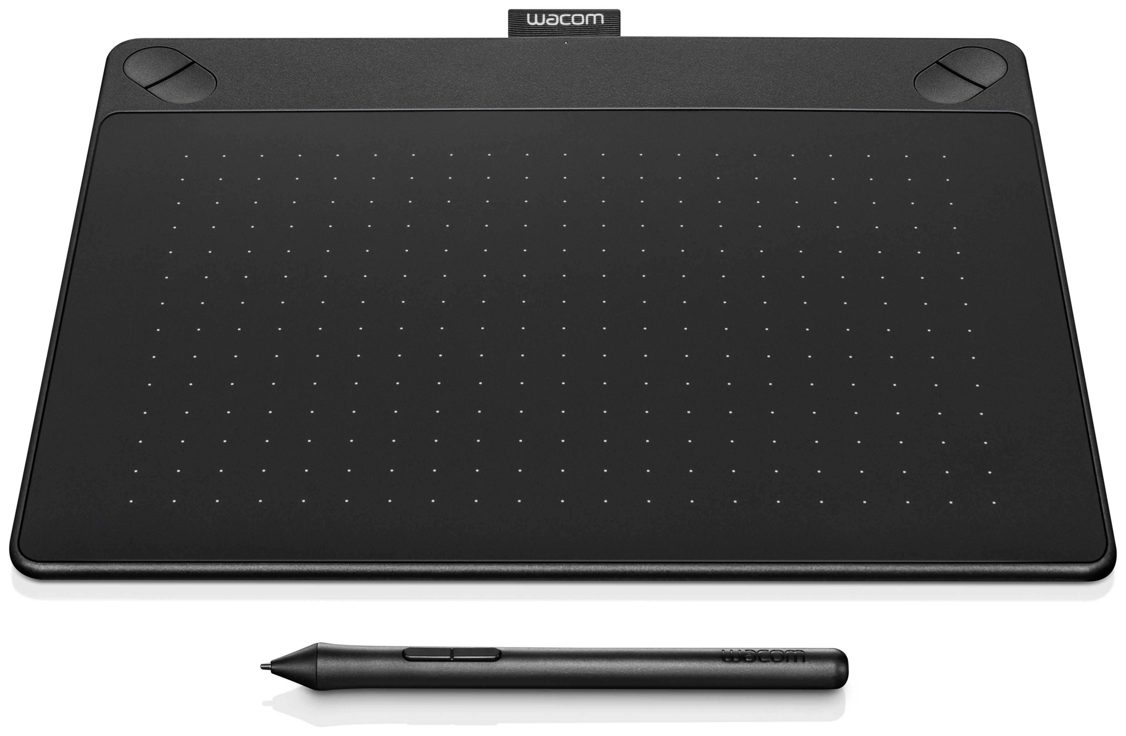 Image of Wacom - Intuos 3D Pen and Touch Medium Graphics Tablet