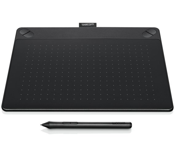 Wacom Intuos Pen & Touch Tablet (CTH480)