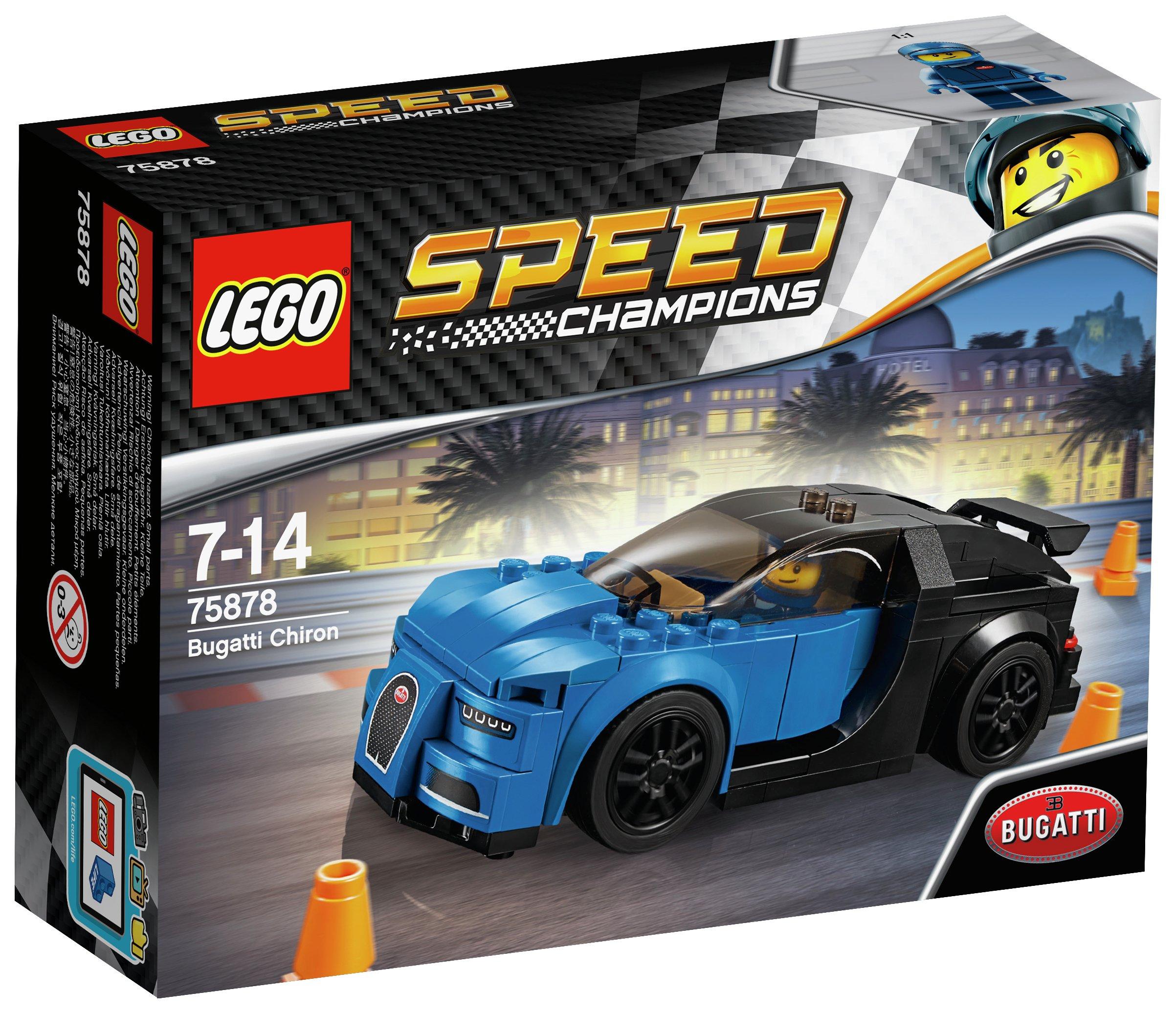 LEGO Speedchamps Bugatti Chiron - 75878.
