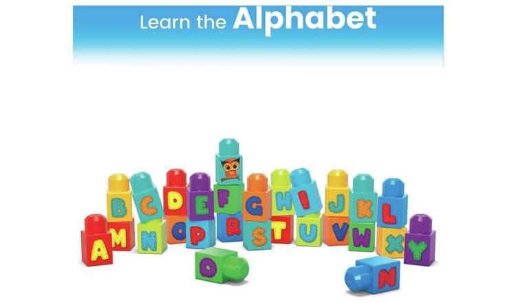Buy Mega Bloks ABC Learning Train   2 for 15 pounds on Toys   Argos