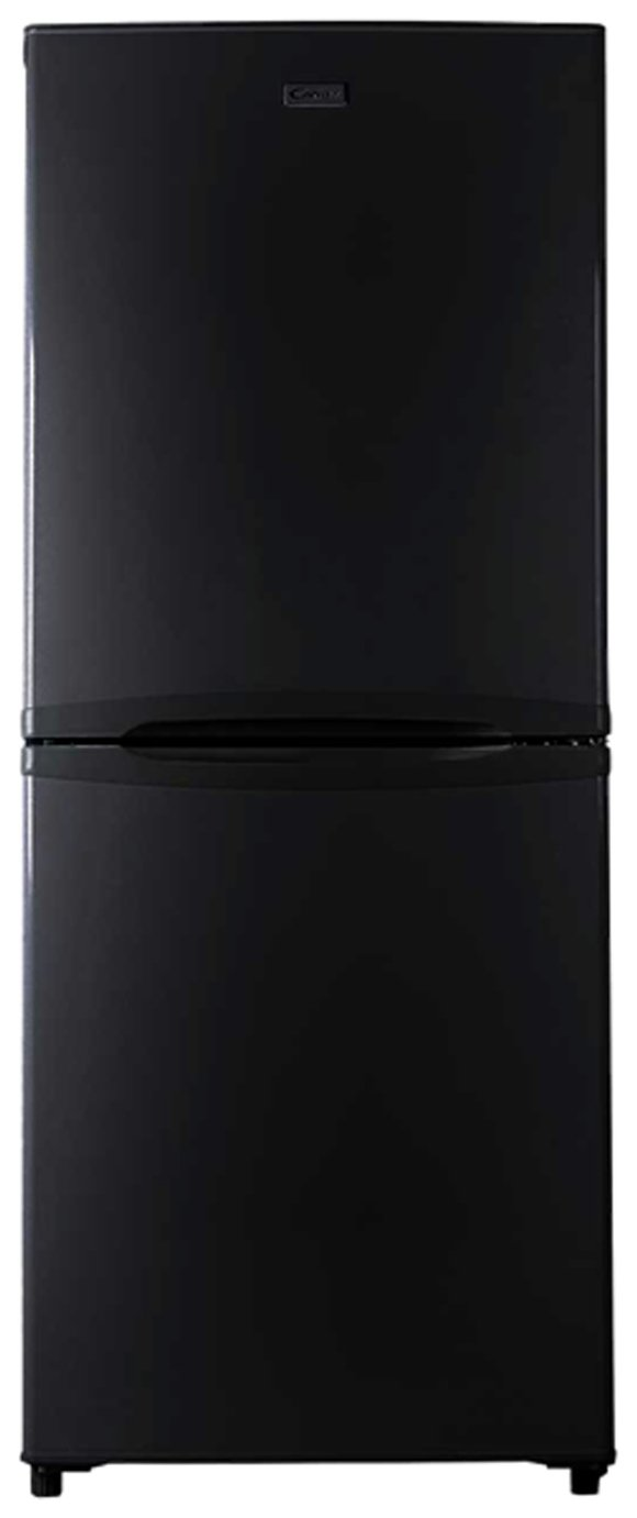 Candy CSC1365BE Freestanding Fridge Freezer - Black