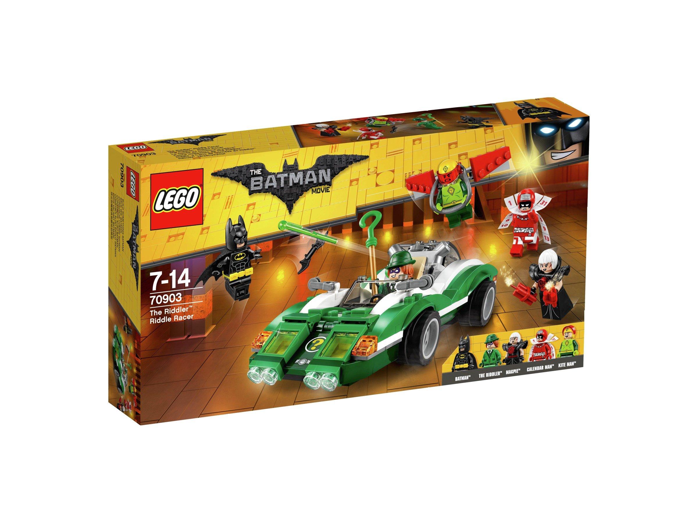 LEGO Batman Movie Riddler - 70903.