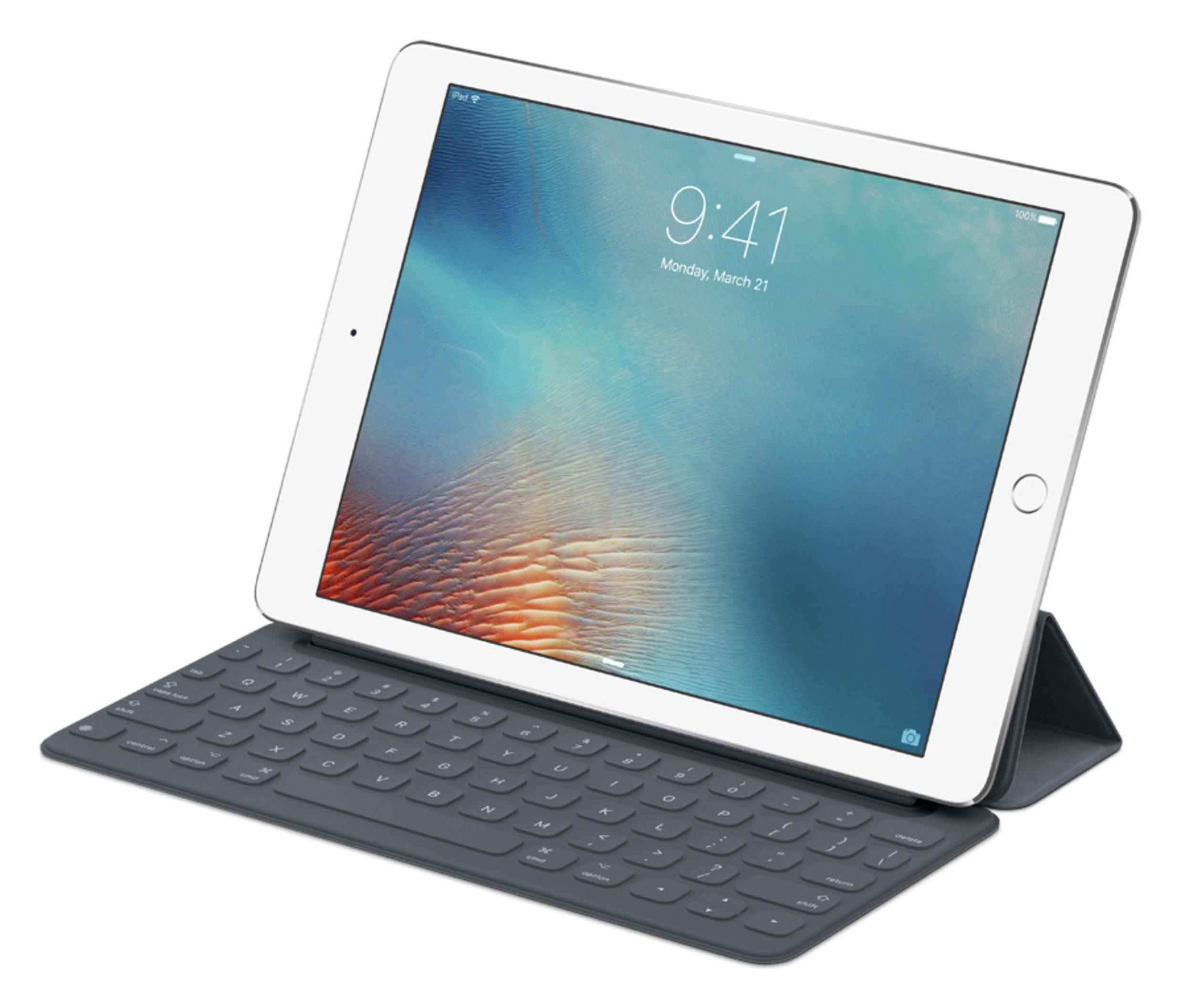 Apple Smart Keyboard for 9.7 Inch iPad Pro.