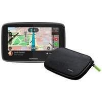 TomTom Start 52 5 Inch Sat Nav Western Europe Maps with case