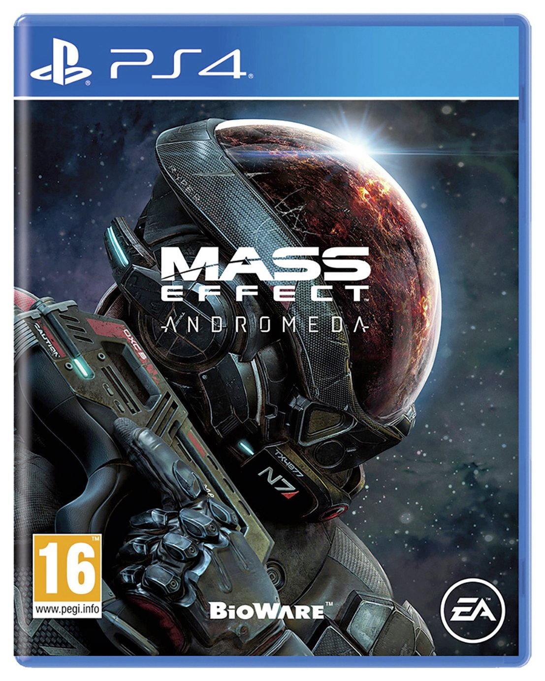 Image of Mass Effect - Andromeda - PS4 Game