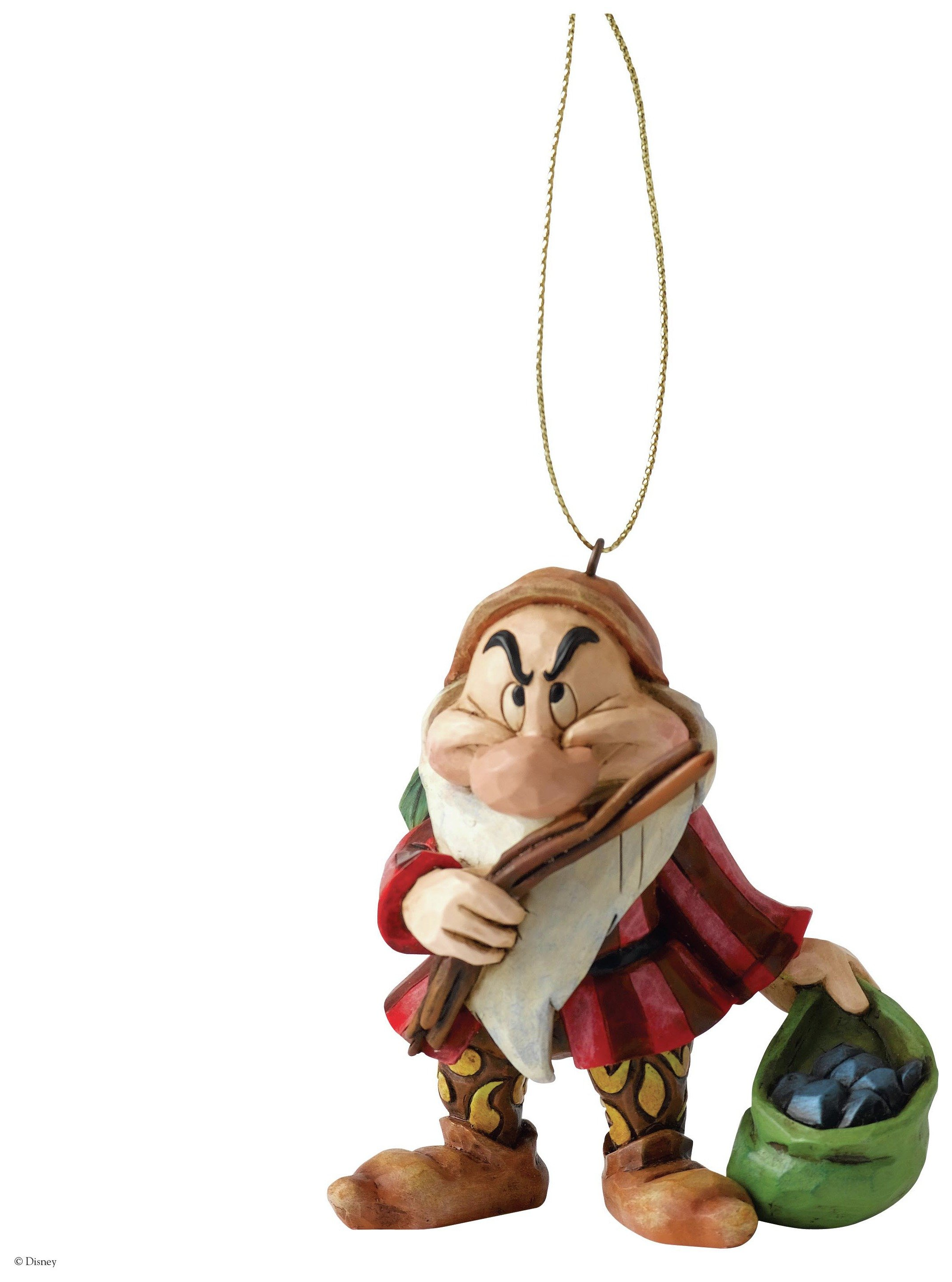 Image of Disney -Traditions Grumpy - Hanging Ornament