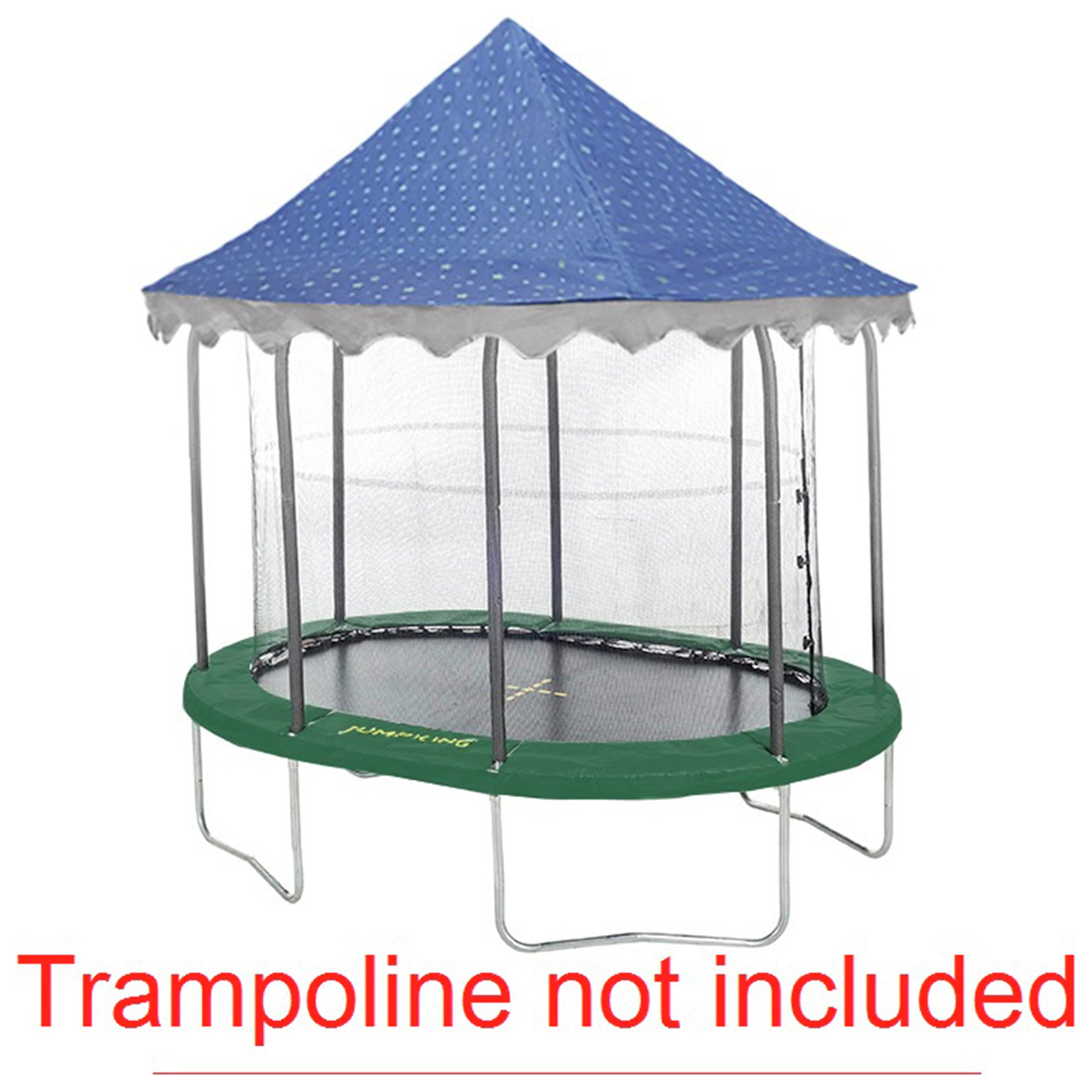 Jumpking - 7ft x 10ft Star Tent Canopy