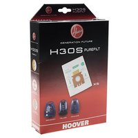 Hoover Enigma Cylinder Bags - 5 Pack